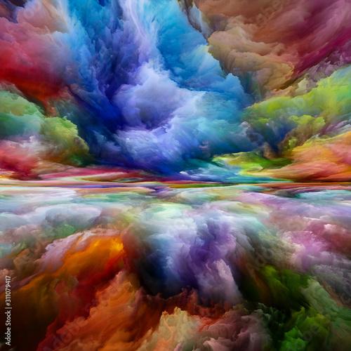 Fototapeta Diversity of Inner Spectrum obraz na płótnie