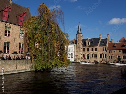 Fototapeta  Brujas, Bélgica
