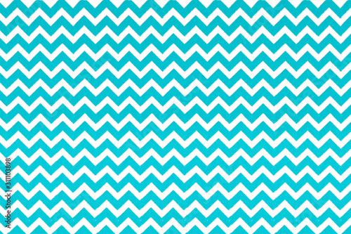zigzag chevron check pattern background Wallpaper Mural