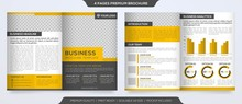 Set Of Business Brochure Templ...