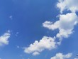 Natural images of clouds and summer skies