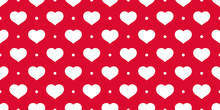 Heart Seamless Pattern Valenti...