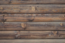 Brown Wooden Striped Texture. ...