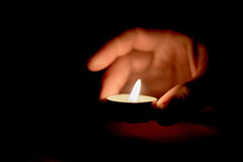 Memorial Day International Holocaust Remembrance Day The Candle Burns