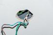 Elekroanschluss im Haus - Kabel verbinden