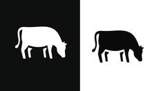 Grilling Icon Vector Design Bl...