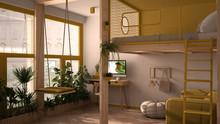 Minimalist Studio Apartment Wi...