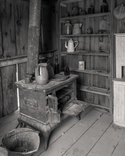 Interior Of Antique Room - 0832