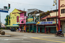 Building In Malacca City, (Mel...