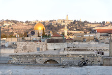 Rooftops Of Jerusalem In The O...