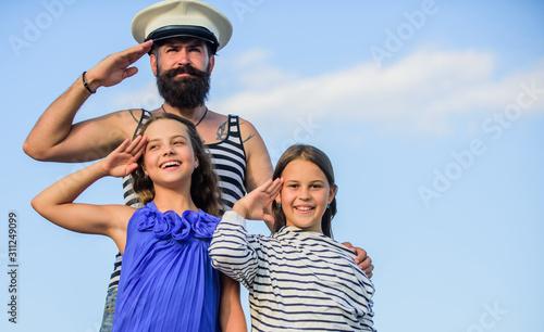 Fotomural  Marine tour