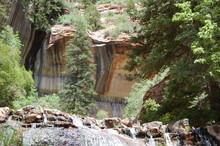 Hiking Through Red Rocks And E...