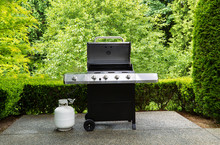 Large Outdoor Bbq Cooker With ...