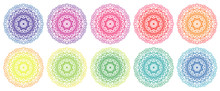 Mandala Patterns In Different ...