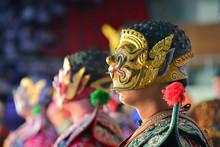 Thailand's Mask