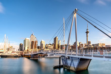 Auckland City New Zealand. Big...