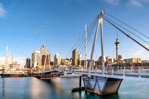 Photo Auckland City New Zealand