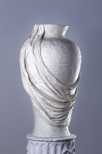 Ancient, Antique Vase Isolated...