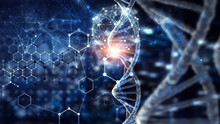 Biotechnology Digital Backgrou...