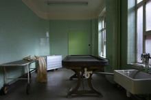 Abandoned Morgue