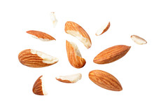 Almonds Baked Pieces Snack  An...