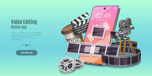 Concept Of Mobile Video Editin...