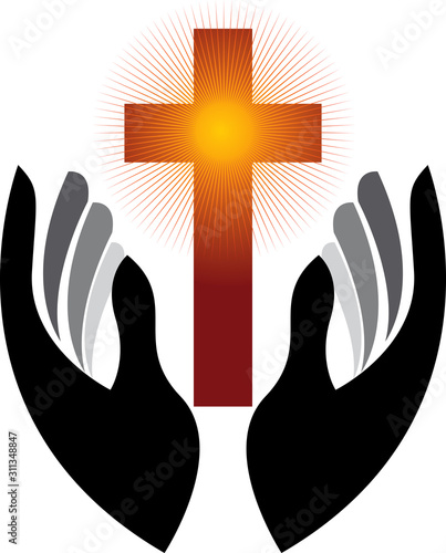 Photo hands prayer