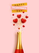 Happy Valentine's Day. Romanti...