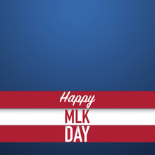 Martin Luther King Day Card Ve...