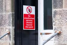 Building Entrance Private No U...