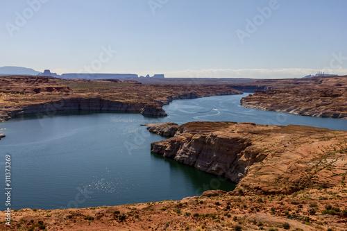 Photo Lac de barrage