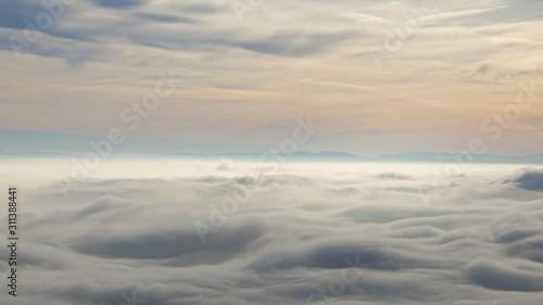 Fototapeta  Sea of Fog obraz