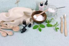 Modern Apothecary Lifestyle With Organic Homemade Toothpaste