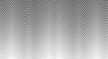 Abstract Zig Zag Vector Backgr...