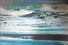 Digital Painting That Mimics New Impressionist Style Brushstrokes
