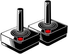 Atari Joysticks