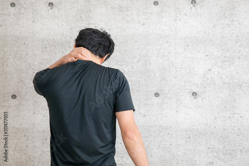 Carta da parati  スポーツウェアを着た男性