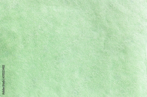 Old fine kraft Green paper background texture