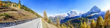 Stilfser Joch, Südtirol, Ital...