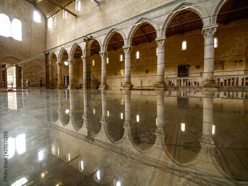 Photo UNESCO Weltkulturerbe, Aquileia Basilika, Italien, Friaul, Julis