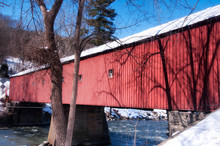West Cornwall Covered Bridge W...
