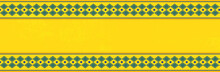 Yellow Background Pattern With...