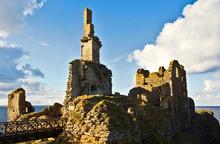 Castle Sinclair Girnigoe - I - Caithness - Scotland