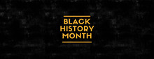 Black History Month On Black G...