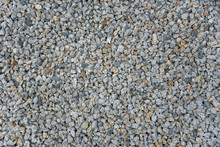 Fine Flat Gravel Texture With ...