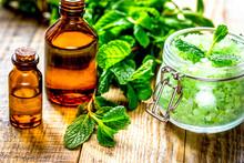 Organic Cosmetics With Herbal ...