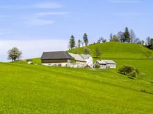 Bauernhof Am Hang, Österreich...