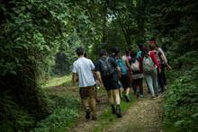 Caminata, Sanderismo, Colombia