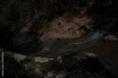 Fototapeta  Bridal Veil Falls, Cuyahoga Valley National Park, Ohio
