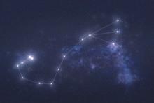 Scorpio Constellation Stars In...
